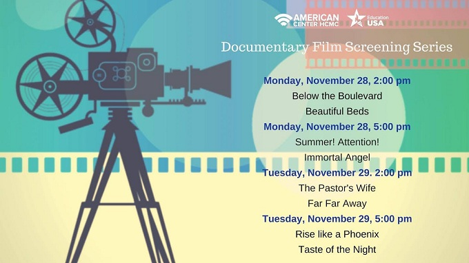 Screening Series: Varan Documentary Films
