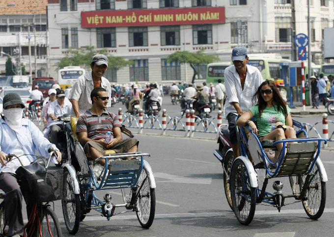 9 million and counting: Foreign tourists to Vietnam hit record high