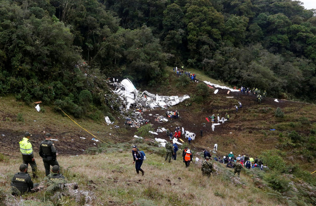 soccer-plane-in-colombia-crash-was-running-out-of-fuel-recording