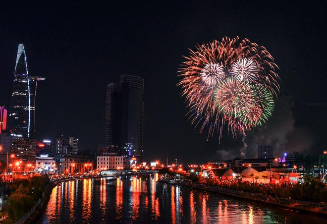 Saigon's plan to draw tourists with weekly fireworks shows raises eyebrows