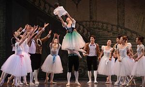 Classic Ballet Performance: