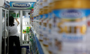 Vinamilk stake sale set to flop after Vietnam imposes investment caps