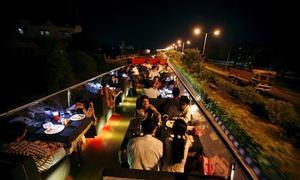 Double-decker tour buses to arrive in Hanoi, Da Nang