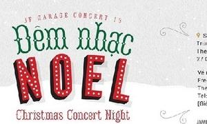 JF Garage Concert 13: Christmas
