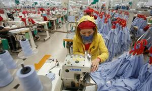 Vietnam's labor union bristles at plan to double overtime limit