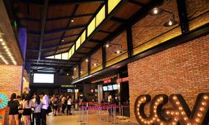 Korean multiplex chain leads booming movie market in Vietnam
