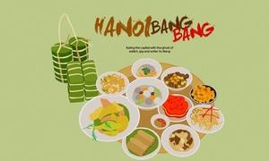 Hanoi Bang Bang VIII: Eating was an art