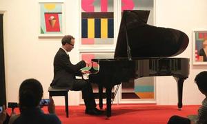 Piano Concert with Boris Schönleber