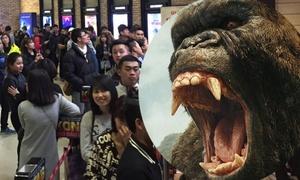 Kong breaks box office records in Vietnam