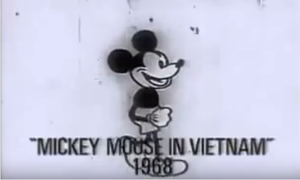 The long-lost 'Mickey Mouse in Vietnam' film Disney didn't want you to see