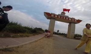 Vietnam urges Cambodia to finish border demarcation