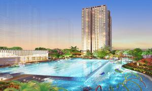 Enjoy resort experience at Phu My Hung's flagship development