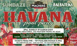 Havana Pool Party