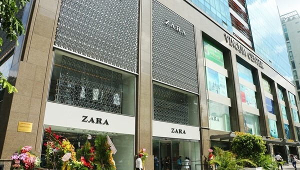 Emerging markets like Vietnam help Zara-owner Inditex outpace H&M