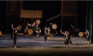 A O Show at Saigon Opera House