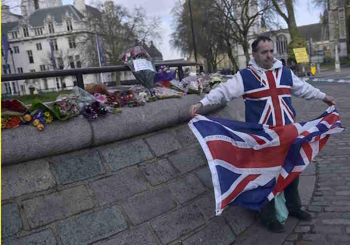 UK parliament attacker named as British-born Khalid Masood