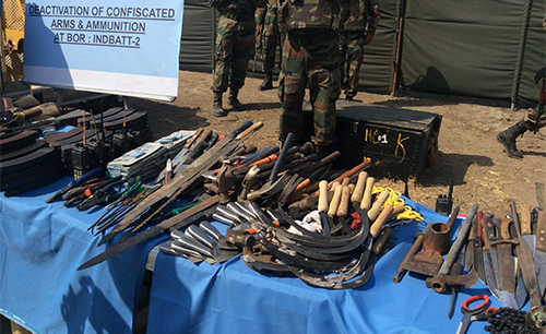 Vietnamese peacekeepers reveal reality of South Sudan conflict