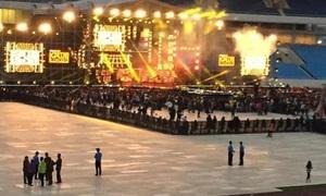 Vietnamese fans turn cold shoulder to K-pop concert, signal waning interest