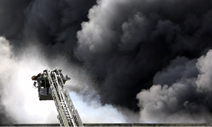 Electrical fault to blame for Taiwanese factory inferno in southern Vietnam - Police