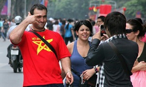 Ask a tourist: What's the craziest thing in Vietnam?