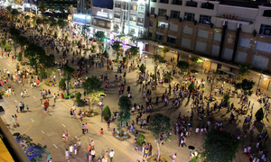 First look at Saigon's new plan for massive walking zone