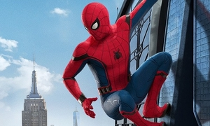 Spider-Man meets Iron Man in upcoming film