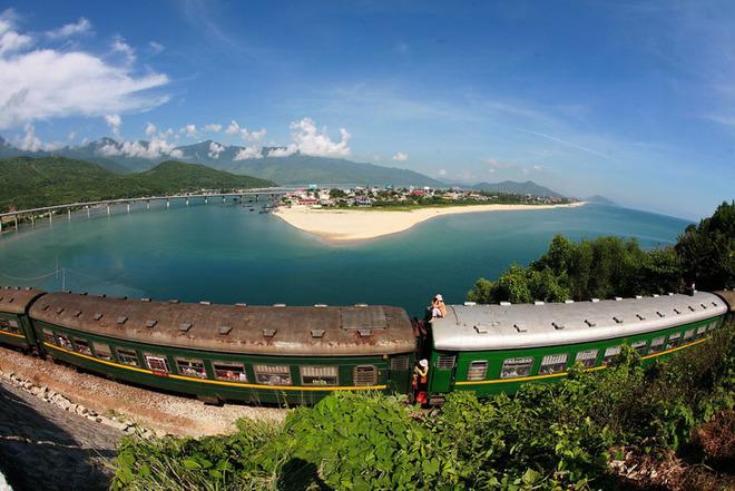 Trans-Vietnam train journey through stunning landscape named among Asia's best