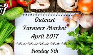 Outdoor market: Outcast Farmers' Market