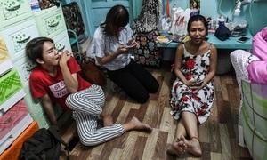 Transgender Vietnamese turn to black market hormones