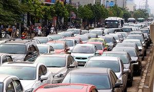 Vietnam's car imports jump 34 pct y/y in Q1 on tax cuts