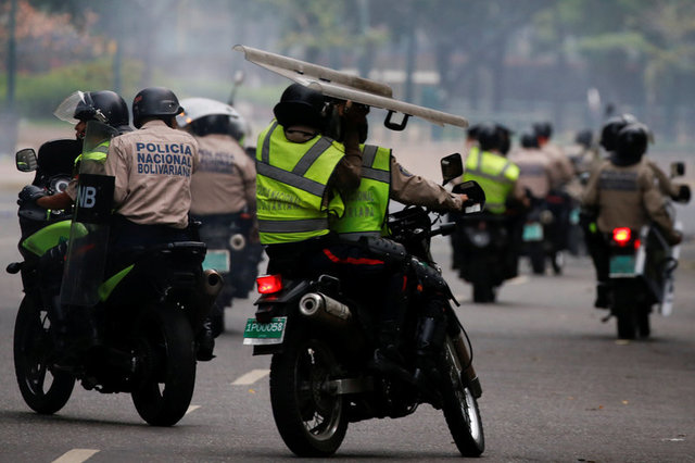 GM halts operations in Venezuela after factory is seized