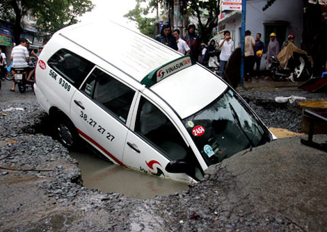 Saigon is sinking: Land subsidence an alarming issue in southern Vietnam - expert