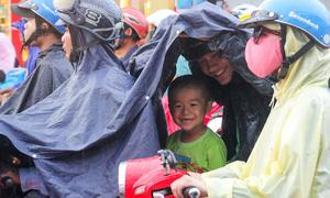 How to love rainy season in Saigon