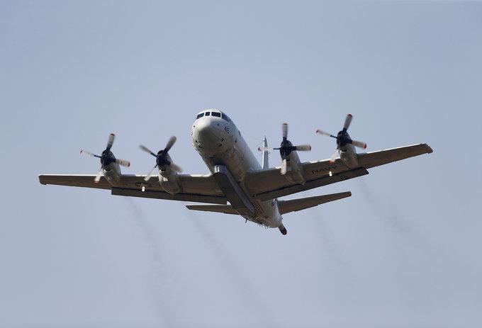 Chinese jets intercept US surveillance plane - US officials