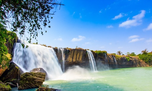 10 waterfalls to escape Vietnam's summer heat
