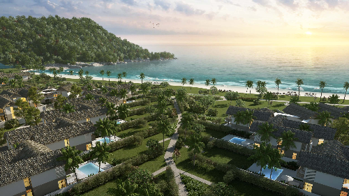 Sun Group adds new masterpiece to Vietnam's Phu Quoc Island