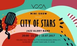 Mini show: City of Stars – Jazz Glory Band