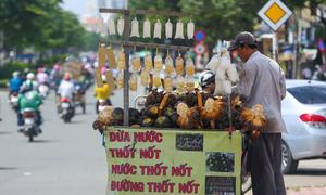 A taste of Saigon's exotic sidewalks