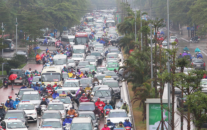 Hanoi's leader softens motorbike ban after public calls it 'protection' for cars