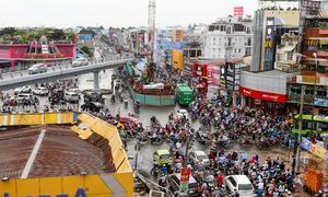 Should Vietnam rebuild its largest city?