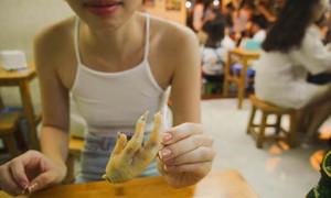Memoirs of a chicken feet aficionado in Vietnam