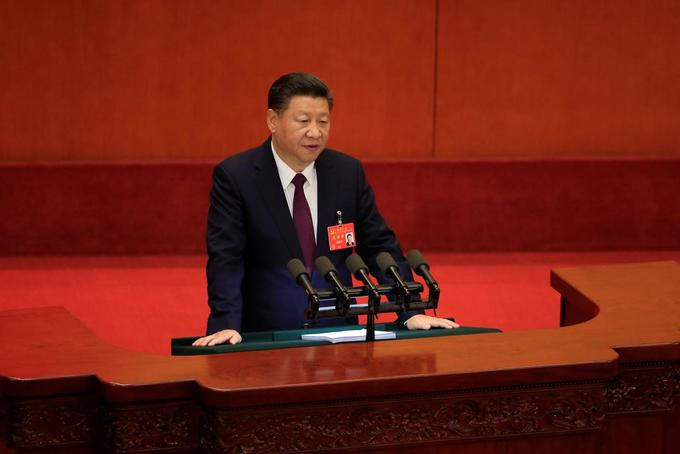 China's Xi lays out vision for 'new era' led by 'still stronger' Communist Party
