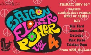 Saigon Flower Power Vol.4