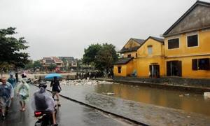 Top tourist town Hoi An left in a mess as typhoon water recedes in central Vietnam