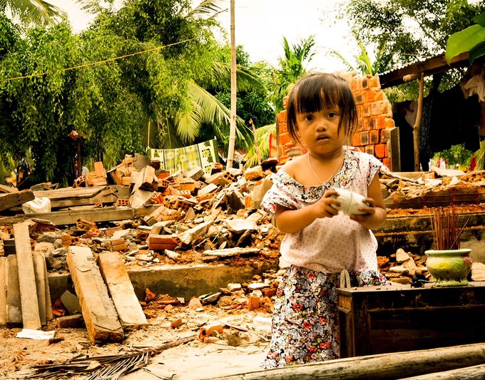 Typhoon Damrey leaves 150,000 Vietnamese children at risk of malnutrition: UNICEF
