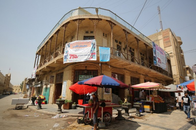 baghdad-cafe-marks-100-years-as-intellectual-hub
