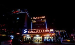 Cambodia goes all-in on China in casino port city