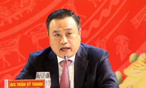 Tran Sy Thanh has been appointed as the new chairman of PetroVietnam.