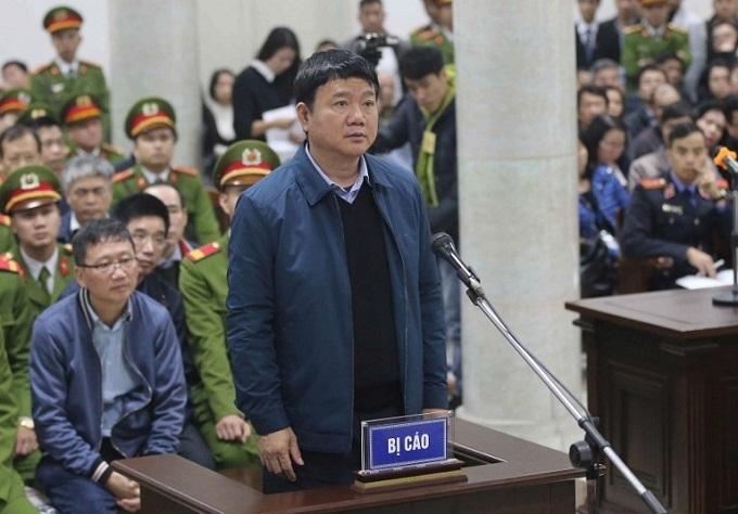 Vietnam begins trial of top oil execs