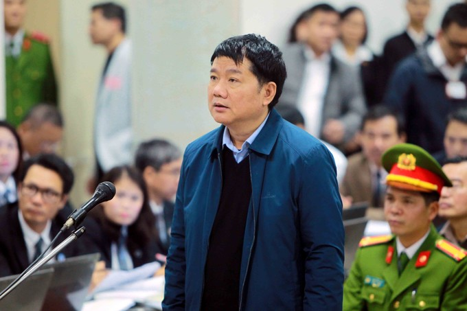 Former PetroVietnam chief asks to take blame for staff caught up in massive corruption case